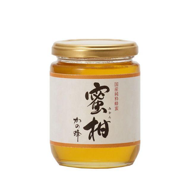 【アウトレット】国産みかん蜂蜜300g※賞味期限2020年2月まで!