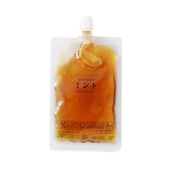 【アウトレット】アルゼンチン産ミント蜂蜜エコパック90g※賞味期限2020年11月まで!