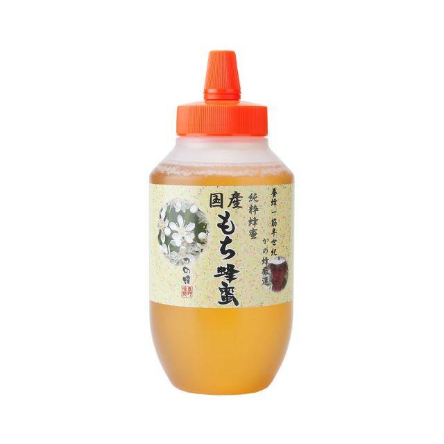 【国産蜂蜜】国産もち蜂蜜1000g(とんがり容器)