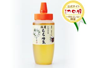 【国産蜂蜜】国産もち蜂蜜500g(とんがり容器)