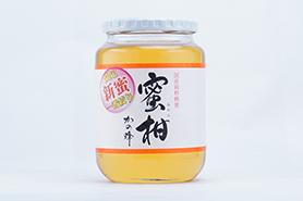 国産新蜜プレミアムみかん蜂蜜1000g
