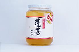 【予約販売】国産新蜜プレミアムレンゲ蜂蜜1000g【発送日5/18~】