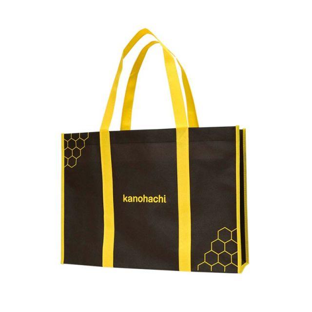 不織布バッグ かの蜂オリジナルバッグ
