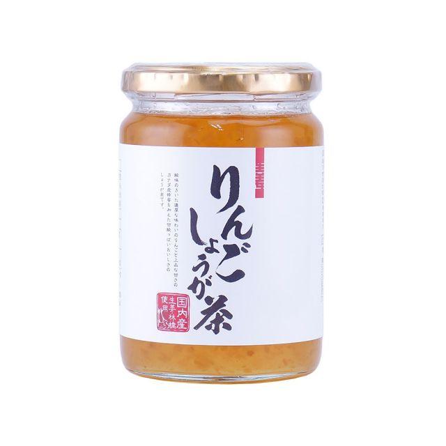 【蜂蜜ドリンク】りんごしょうが茶(430g)
