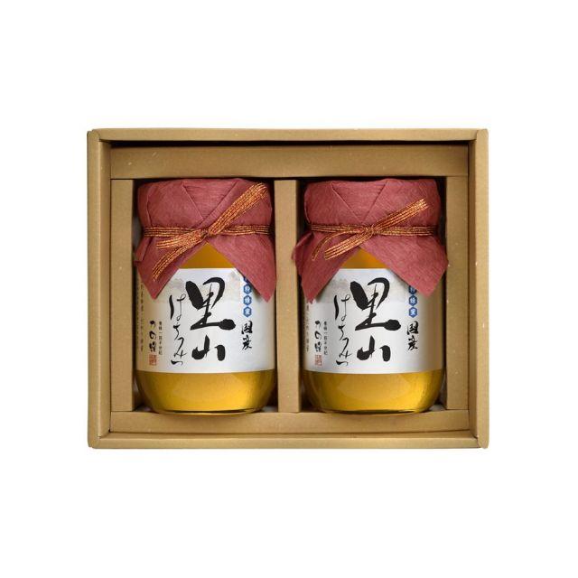 【蜂蜜ギフト】国産里山蜂蜜ギフト500g×2本セット