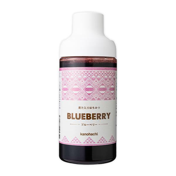 【果汁蜜】果汁入りはちみつ 500g(ブルーベリー)