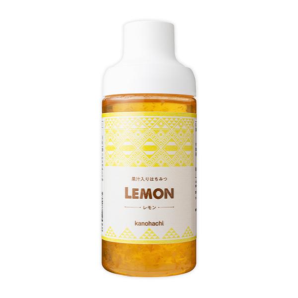 【果汁蜜】果汁入りはちみつ 500g(レモン)