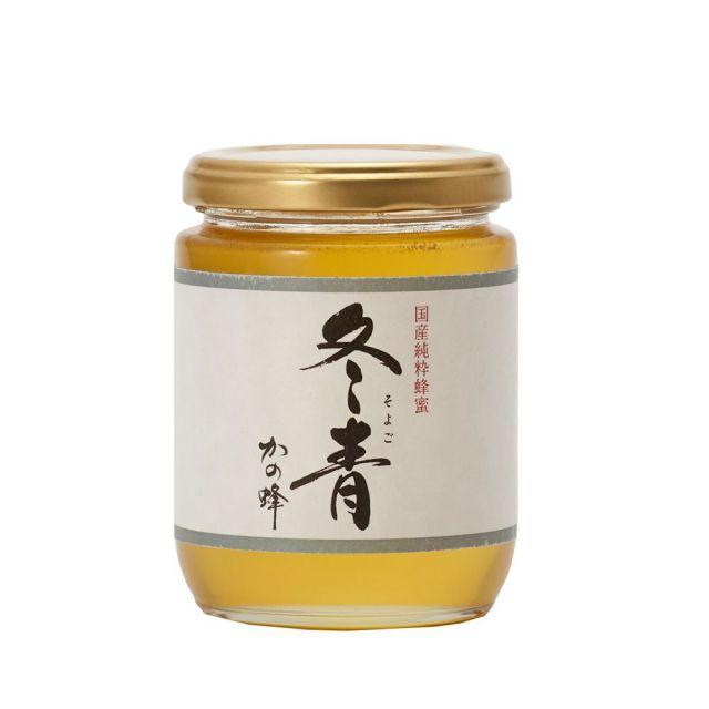 【国産蜂蜜】国産そよご蜂蜜300g