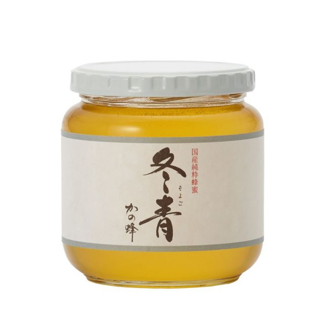 【国産蜂蜜】国産そよご蜂蜜600g