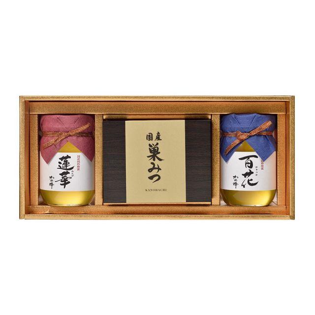 国産蜂蜜・巣みつギフトセット【蜂蜜ギフト】