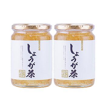 【蜂蜜ドリンク】しょうが茶(450g)2本セット