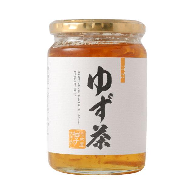 【蜂蜜ドリンク】ゆず茶430g