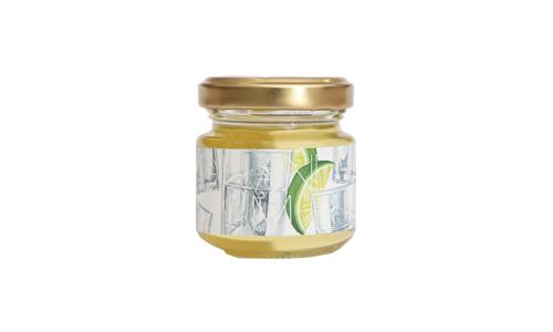 【Yamey Honeyシリーズ】フレーバーハニー はにふれ 「ジンライム」フレーバー蜂蜜(45g)