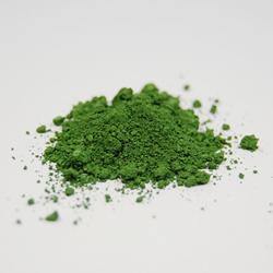 オリーブグリーン酸化クロム