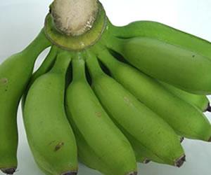 島バナナの食べ方