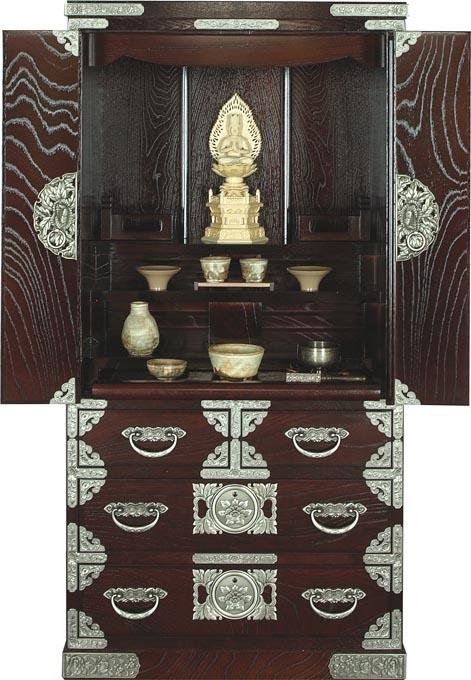 現代型仏壇 蔵野