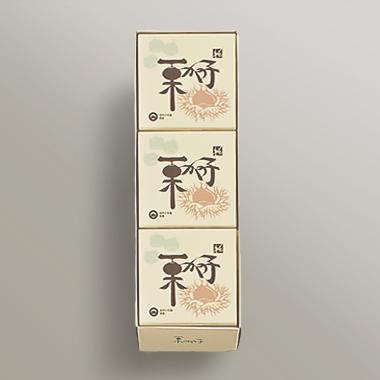 純栗かの子(大) 3缶入