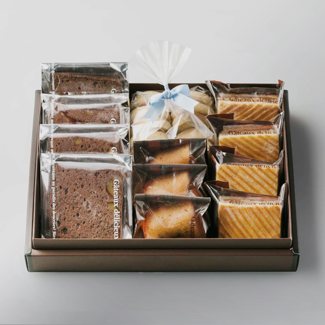 期間限定◆栗の木テラスの焼菓子セット/6月セレクション