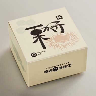 純栗かの子(大) 1缶