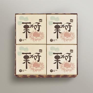 純栗かの子(大) 4缶入
