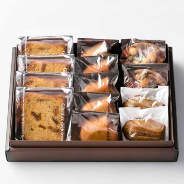 期間限定◆栗の木テラスの焼菓子セット/4月セレクション