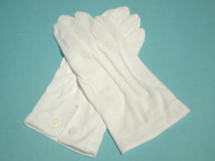 白手袋 男性用