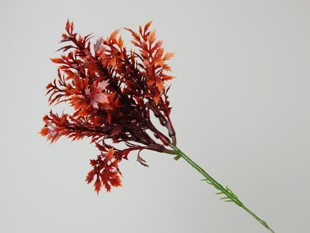 小さな葉っぱのピック  リーフピック・イタリアン 【造花】