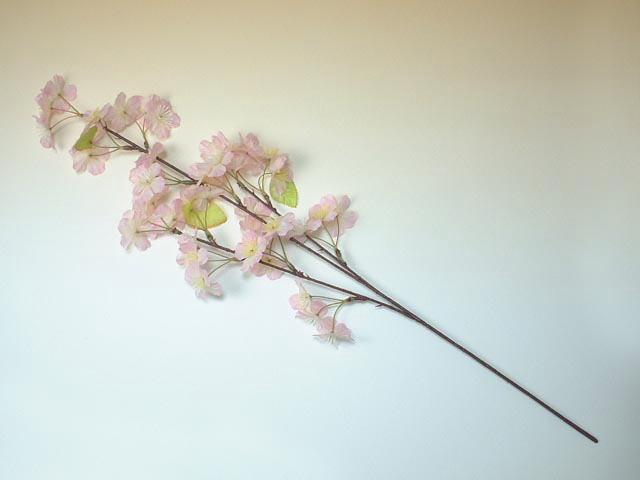 桜小枝 【造花】