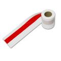 紅白足巻きビニールテープ