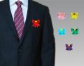 蝶型【リボン徽章】