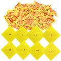 三角くじ(印字・貼付済み)10枚入り