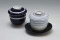 【有田焼】重山窯 標準サイズ 茶碗むし 直径8.8cm×高さ8.8cm 150cc