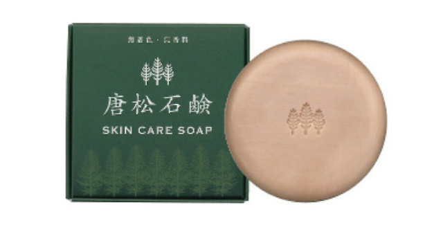 唐松石鹸100g