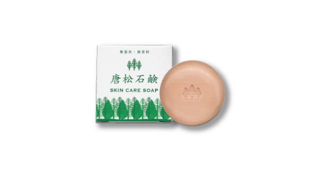 唐松石鹸30g