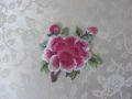 韓国刺繍【牡丹(中):006】