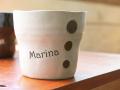 誕生日プレゼントや両親へのプレゼント、マイカップなどに美濃焼ロックカップ