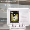 メモリアルクリスタル アンティーク 仏器・茶湯器セット