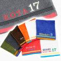 誕生日プレゼントやチームタオルに・名入れ刺繍 泉州スポーツタオル タイニー 全8色
