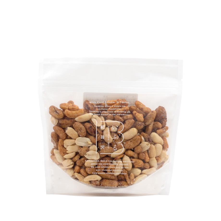 燻製ナッツ(柿の種) 150g