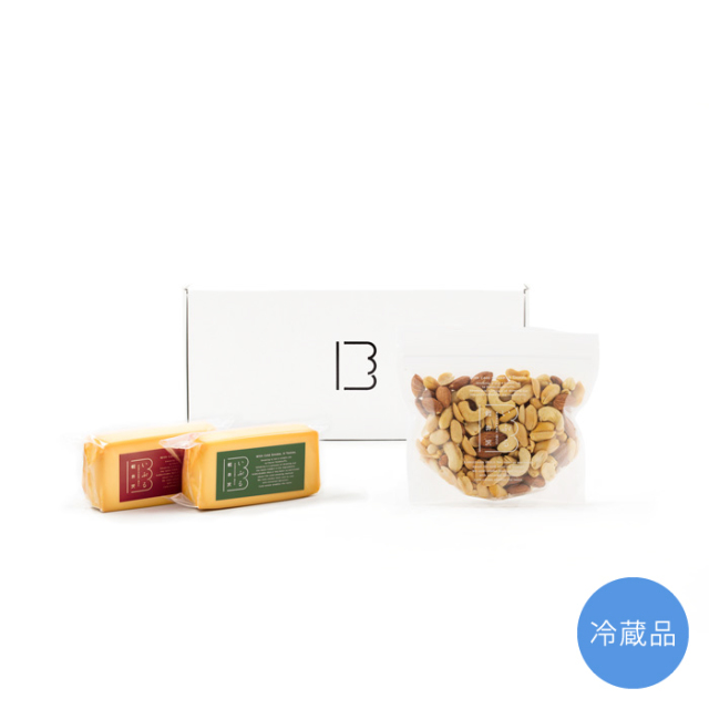 チーズ2種・ナッツセット