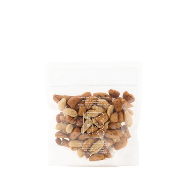 燻製ナッツ(柿の種) 60g