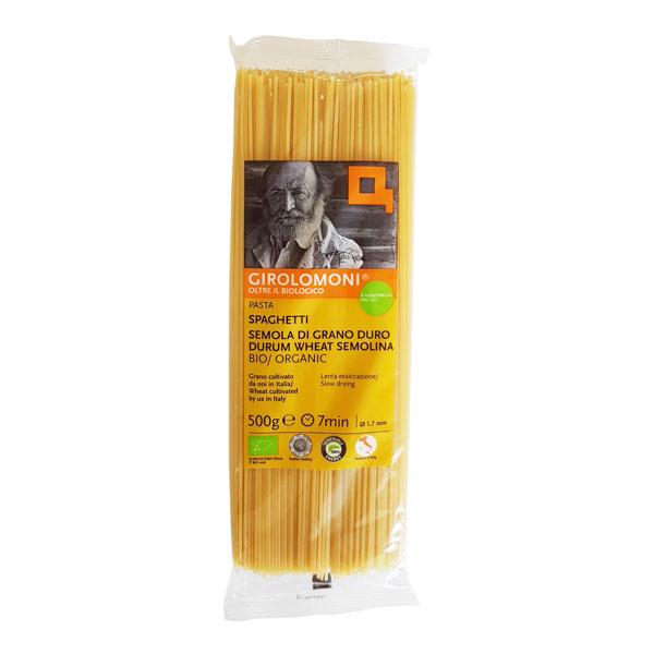 デュラム小麦 有機スパゲッティ 1.7mm【111390】