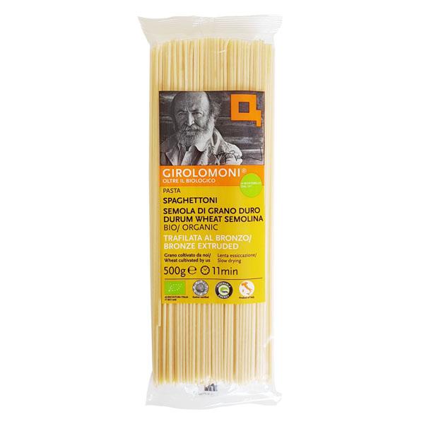 デュラム小麦 有機スパゲットーニ 2.1mm【111400】