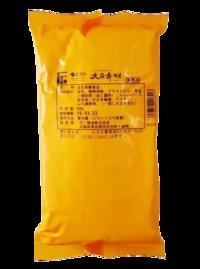 チーズのような豆乳クリーム 大豆舞珠(まめまーじゅ)【オレンジ】(冷凍品と同梱不可商品)【210261】