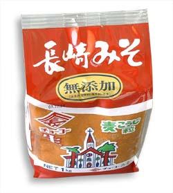 長崎みそ(麦みそ)(夏季冷蔵扱い商品)【110330】