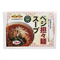 ベジ担々麺スープ  【111900】