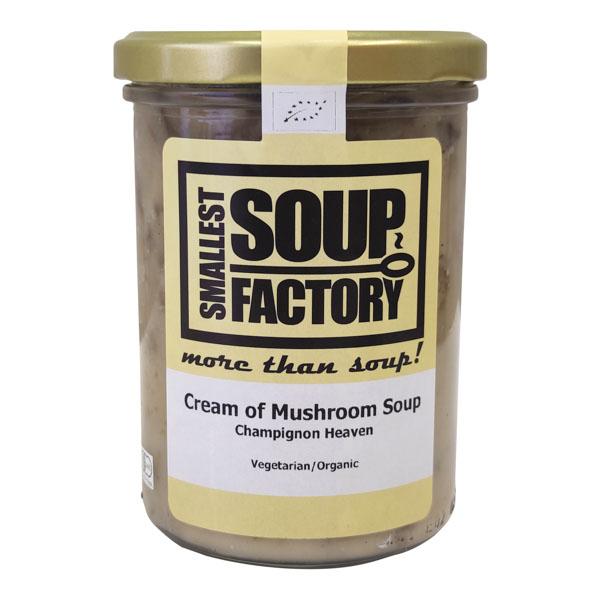 廃止商品 マッシュルームを煮込んで仕上げたクリームスープ【122120】