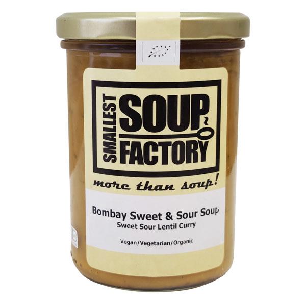インド人も仰天ボンペイの甘くてすっぱいスープ【122110】