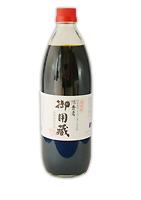 消費者御用蔵醤油 (冷凍品と同梱不可商品)【110421】
