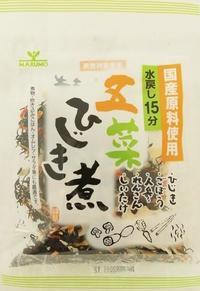国産五菜ひじき煮【111610】